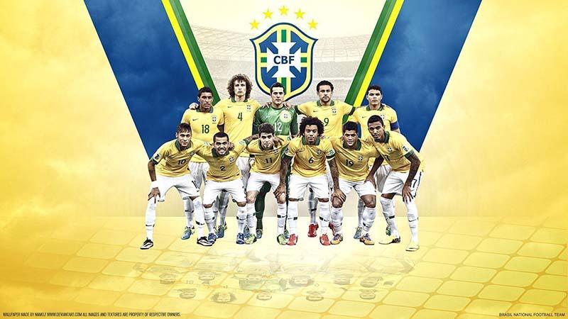 บราซิล ว่าที่แชมป์ฟุตบอลโลก 2018